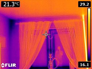 termokaamera